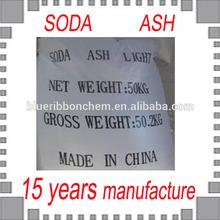 Soda cáustica fórmula