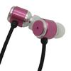 Whoelsale high quality stereo metal in-ear mp3 earphone