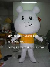 Big Head Dog Mascot costume Customized Dog Mascot Costume