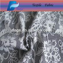 Fashionable jacquard knitting fabric 2014, popular stripes with plain color