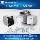 denture model scanning Type 3D dental scanner