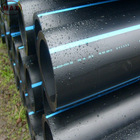 Plastic hdpe poly pipes/tubes for drinking water
