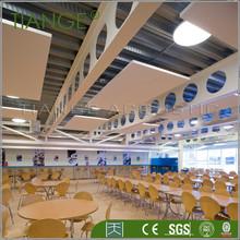 Banquet Hall Aluminium Interior acoustic insulation materials