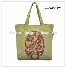 100% canvas cotton bag classic