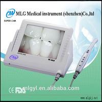 M-868+CF-988A 8inch monitor with SONY CCD WI-FI camera false teeth