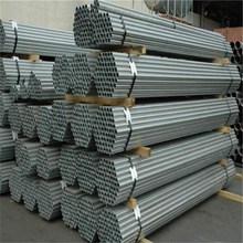 Prepainted galvanized round steel pipes for greenhouse construction