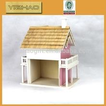 Hot sale High Quality wood plastic composite dog houseYZ-1204073