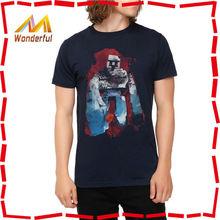Wholesale t-shirts 100% pima cotton manufacture style 2014 focus t shirts