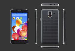 MTK658M 5 inch quad core dual sim smartphone with 3g wifi