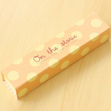 cute & fancy factory price wooden pencil case with fashion various style for promotion and gift