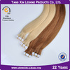 HOT!! 2014 Super tape double drawn wholesale price top quality tape hair Ali express