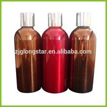 High quality antique fancy alcohol aluminum bottle 750ml