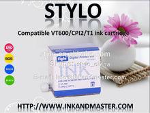 Good quality Compatible VT600/CPI2/T1 ink cartridge