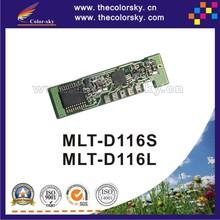 (TY-S116) reset laser printer toner chip for samsung MLT D116S D116L 116S 116L D116 116 SL-M2625D SL-M2675FN bk 1.2k/3k pages