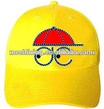 Shenzhen manufacturers glitter baby shower cap