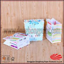 Top Dongguan birthday gift paper bag manufacturer