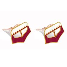 promotional fashion gift qatar souvenir earring