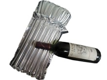 Laminated Aluminum foil air bag for protect wine bottle