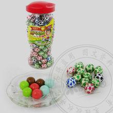 3.6g Fruit colorful ball bubble gum