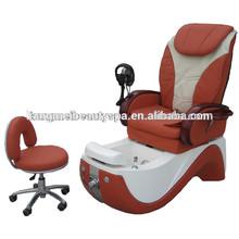 2014 reclining foot massage chair&kid pedicure spa chair&electric pedicure spa chair remote control (KM-S135-12)