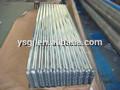 Ferro ondulado chapa de aço do telhado/zinco galvanizado coberturas preço/chapa perfurada m2 preço