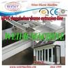 2014 PVC WPC Profile Machine /wooden plastic compound machine