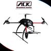 381g folding structure fpv quadcopter AQ-600,High balance fpv plane camera