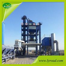 80t/h stationary asphalt machine, asphalt mixing plant, asphalt equipment