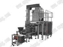 25kg big bag automatic granule packing machine