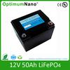 12v 50Ah light weight battery packs for medical equipment
