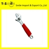 Professional Hand tools European type adjustable wrench