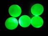 Custom glaring LED constant shining golf ball