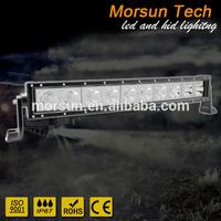 "21.5"" 10W CRE E Off Road Car Led Spot Light,trailer rear light,24v truck tail light bar led"