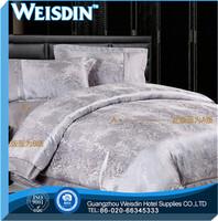 new design flax and linen bedding set