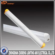 slim easy installed t5 fluorescent tube light fittings 12w 18w 24w 7w