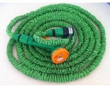 Expandable garden wash car water hose pipe free gun
