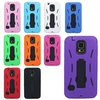 Shockproof heavy duty back cover armor kickstand hybrid holster combo case for Samsung Galaxy S5