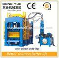 Qt10-15 automático hidráulico hueco extrusora de vacío para el ladrillo de arcilla que hace la máquina