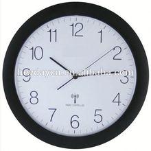 plastic running backwards clock