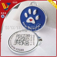 2014 New design shelter rescue dog & pet id tag