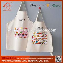 Eco-friendly kitchen promotion Cooking sexy kitchen apron