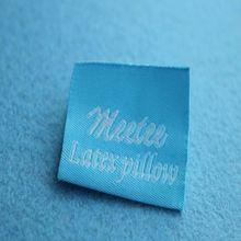 fashionable beautiful duvet brand woven labels