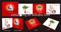 горячей новый дизайн роёдество/новый год/праздник/роёдения/свадьбы/святого валентина видео открытки