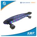 Alta qualidade mini professional dedo brinquedo skate com rampa