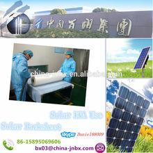 TUV/UL Solar Cells Embossed EVA Film For Solar Cell Encapsulation