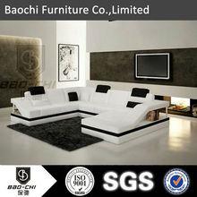Baochi value city furniture leather sofas,roman sofa,nicoletti italian leather sofa C1158