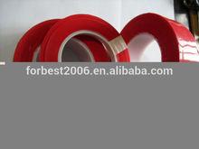 Red color Fep film 0.01~2.4mm