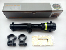 Tactical riflescope