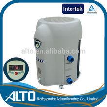 Used pool heat pump sale 14.7kw 59~107.6(F) spa heat pump stand