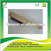 Industrial wooden handle dusting brush